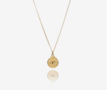 Hei ネックレス・ペンダント 【Hei】victory coin necklace〜ヴィクトリーコインネックレス(5)