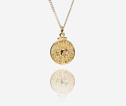 Hei ネックレス・ペンダント 【Hei】victory coin necklace〜ヴィクトリーコインネックレス(6)