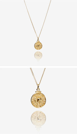 Hei ネックレス・ペンダント 【Hei】victory coin necklace〜ヴィクトリーコインネックレス(10)