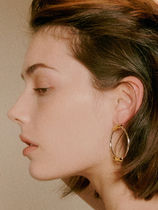 [ONE ENOUGH]Separate Pipe Earring