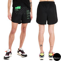 関税込OffWhite 2020SS ARCH SHAPES MESH SHORTS ショートパンツ