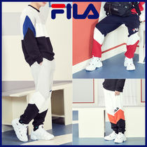 FILA★NEW HERITAGE COLOR BLOCK JOGGER PANTS_FS2FPC1113X