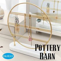 【PotteryBarn】Marble and Goldイアリングホルダー