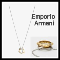 Emporio Armani☆リング ネックレス ロゴ