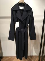 【MaxMara】MANUELA Icon Coat NavyBlue /IT直営買付
