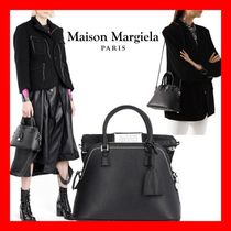 送料込・関税込★Maison Margiela★5AC MINI バッグ Black