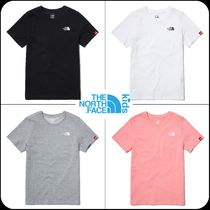 [THE NORTH FACE]★20SS NEW★K'S ESSENTIAL LOGO S/S R/TEE