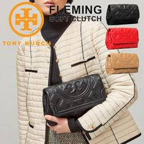 【在庫◎】日本未入荷!TORY BURCH FLEMING SOFT CLUTCH 59690