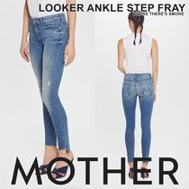 【在庫◎】超楽ちんMother Looker Ankle Step Fray