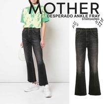 【在庫◎】Mother Desperado Ankle Fray Stargazing