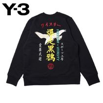 国内買付★Y-3Craft Graphic Sweat Type1/2020SS