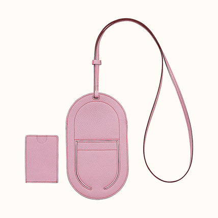 HERMES スマホケース・テックアクセサリー HERMES  In-the-Loop Phone To Go GM case H077704CAAL