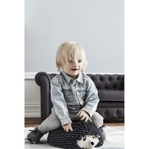 Kids Concept(キッズコンセプト) 椅子・チェア Kids concept★Edvin Hedgehog Seat Pouffe♪関税送料込