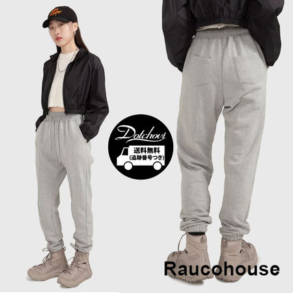 Raucohouse ボトムスその他 Raucohouse BASIC COTTON JOGGER PANTS SW391 追跡付