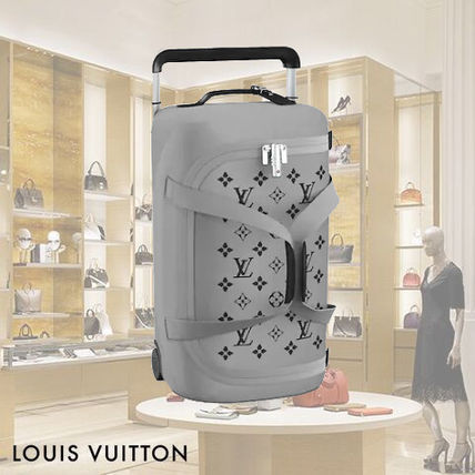 Louis Vuitton スーツケース 2020SS Louis Vuitton (ルイヴィトン) ホライゾン・ソフト 2R55