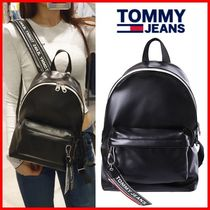 ★TOMMY HILFIGER★Logo tape Backpack☆正規品・安全発送☆