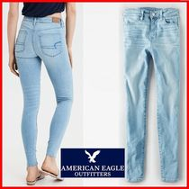 American Eagle Outfitters(アメリカンイーグル) パンツ ★American Eagle★Denim washing jagging pants☆正規品☆