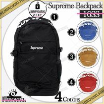 16SS /Supreme Backpack シュプリーム バックパック 2016 ロゴ
