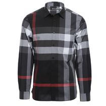 BURBERRY 長袖 シャツ 8023772-charcoal