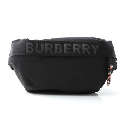 Burberry バックパック・リュック BURBERRY ボディバッグ 8025668-black