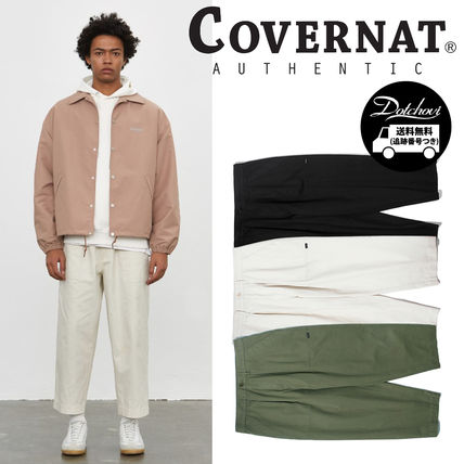 COVERNAT ボトムスその他 COVERNET FATIGUE PANTS KN122 追跡付