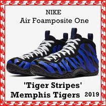 NIKE Air Foamposite One Memphis Tigers 'Tiger Stripes' 2019
