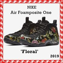 NIKE Air Foamposite One Floral 2019 SS 19