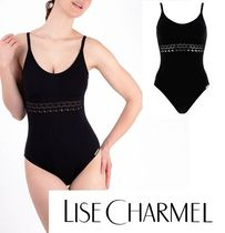 LISE CHARMEL(リズシャメル ) ワンピース水着 【LISE CHARMEL】新作水着★Ajourage Couture★ワンピースnageur