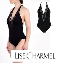 【LISE CHARMEL】新作水着★Ajourage Couture★nageur deco