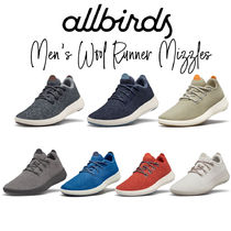 【allbirds】 Men's Wool Runner Mizzles 撥水スニーカー