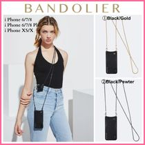 セレブ愛用!! ☆Bandolier☆ Belinda Pebble Leather Crossbody