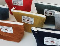 【OHLOLLYDAY】韓国雑貨 TRIANGLE POUCH SMALL ポーチ 7colors