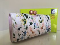 Ted Baker Clarita Bobble Leather Wallet セール 即発送