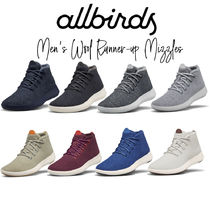 【allbirds】 Men's Wool Runner-up Mizzles 撥水スニーカー