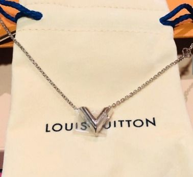 Louis Vuitton ネックレス・チョーカー 大人気【Louis Vuitton】 ネックレス・エセンシャルV♪(3)