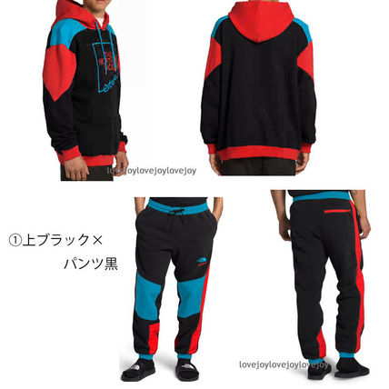 THE NORTH FACE セットアップ The North Face '90 EXTREME フリース 上下 セットアップ(2)