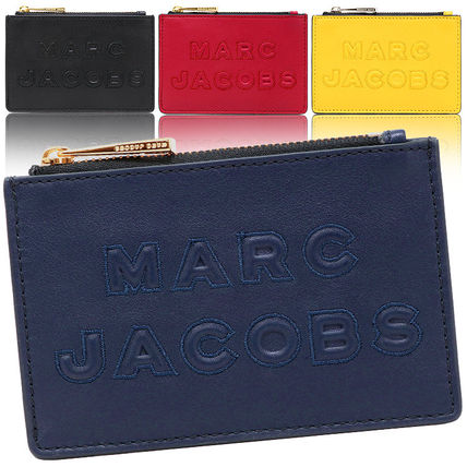 MARC JACOBS パスケース 【即発】MARC JACOBS パスケース M0015753 キーリング ロゴ
