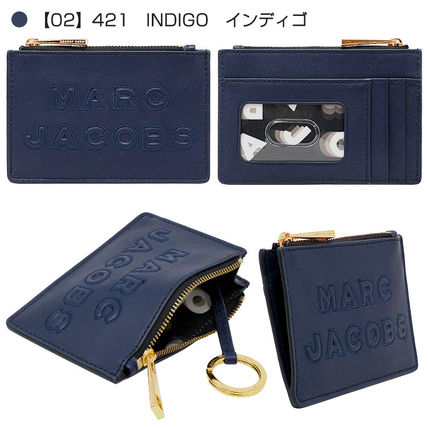 MARC JACOBS パスケース 【即発】MARC JACOBS パスケース M0015753 キーリング ロゴ(3)