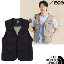 THE NORTH FACE★M'S FISHING VEST_NV3BL03
