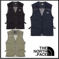 THE NORTH FACE★M'S GEAR MESH VEST_NV3BL01