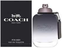 コーチ香水メンズ!COACH NEW YORK FOR MEN EDT SP 100ml