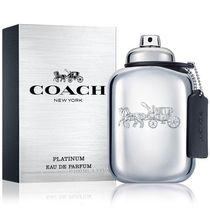 コーチ香水メンズ!COACH NEW YORK Platinum EDP SP 100ml