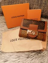 2020SS LOUIS VUITTON ポルトフォイユ・ドーフィーヌ コンパクト