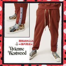 20SS/関送込★国内発送 Vivienne Westwood スウェット レンガ色
