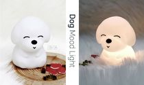 【Papa】Dog Mood LED Light (単四電池 X3)