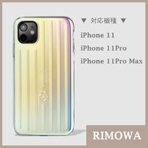 送料込★Iridescent iPhone11,11Pro,11ProMax ケース【RIMOWA】