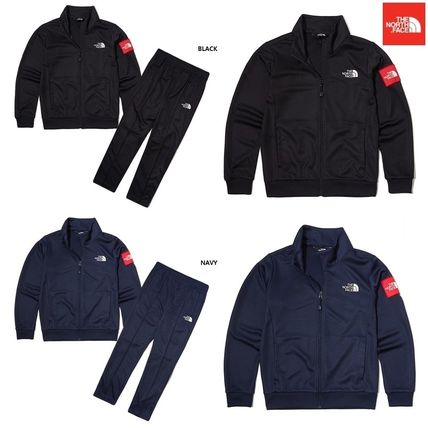 THE NORTH FACE キッズスポーツウェア 【新作】THE NORTH FACE ★ キッズ ATHLETIC EX TRAINING SET
