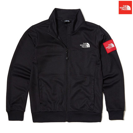 THE NORTH FACE キッズスポーツウェア 【新作】THE NORTH FACE ★ キッズ ATHLETIC EX TRAINING SET(4)