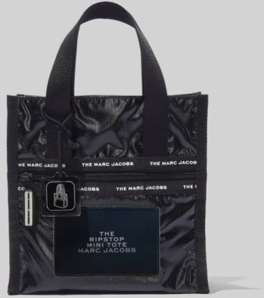 MARC JACOBS トートバッグ MARC JACOBS★THE RIPSTOP MINI TOTE☆ミニ・トート☆(2)