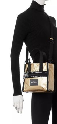 MARC JACOBS トートバッグ MARC JACOBS★THE RIPSTOP MINI TOTE☆ミニ・トート☆(8)